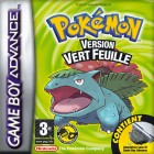 Jeu Video - Pokémon Vert Feuille