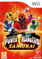 jeu video - Power Rangers Samurai