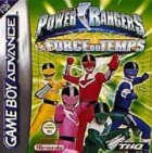 Jeu Video - Power Rangers - La force du temps