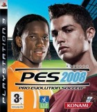 Jeu video -Pro Evolution Soccer 2008