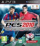Jeu video -Pro Evolution Soccer 2010