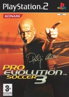 jeux video - Pro Evolution Soccer 3