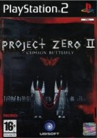 Jeu video -Project Zero II - Crimson Butterfly