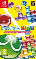 Jeu Video - Puyo Puyo Tetris