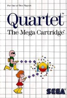 Jeu Video - Quartet