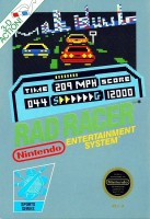 Jeu Video - Rad Racer