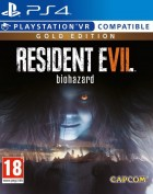 jeux video - Resident Evil 7 : Gold Edition