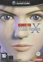 Jeu video -Resident Evil - Code Veronica