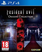 jeu video - Resident Evil Origins Collection