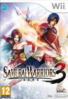 jeu video - Samurai Warriors 3