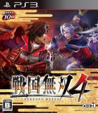 Jeu Video - Samurai Warriors 4