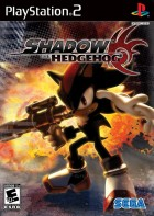 Jeu Video - Shadow the Hedgehog