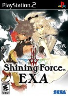 Jeu Video - Shining Force EXA