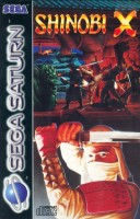 Jeu Video - Shinobi X