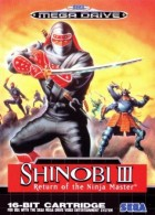 Shinobi III Return of The Ninja Master