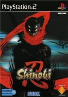 Jeu Video - Shinobi (PS2)