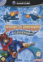 Jeu Video - Skies of Arcadia