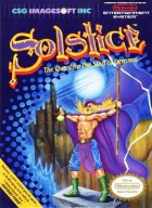 Jeu Video - Solstice