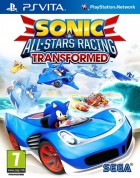 Jeu Video - Sonic & All Stars Racing Transformed