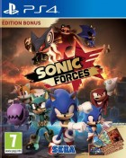 Jeu Video - Sonic Forces - Edition Bonus