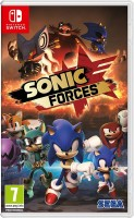 Jeu Video - Sonic Forces