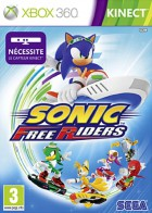 Jeu Video - Sonic Free Riders