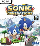 Jeu Video - Sonic Generations