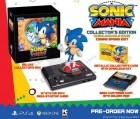 Jeu Video - Sonic Mania - Collector's Edition