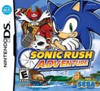 Jeu Video - Sonic Rush Adventure