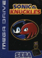 Jeu Video - Sonic & Knuckles
