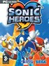 Jeux video - Sonic Heroes