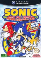 Jeu Video - Sonic Mega Collection