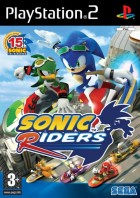 Jeu Video - Sonic Riders