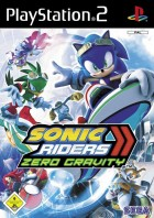 Jeu Video - Sonic Riders - Zero Gravity