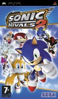 Jeu Video - Sonic Rivals 2