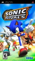 Jeu Video - Sonic Rivals