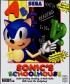Jeux video - Sonic Schoolhouse
