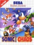 Jeux video - Sonic the Hedgehog Chaos