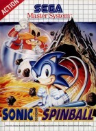 Jeu Video - Sonic the Hedgehog Spinball