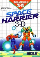 Jeu Video - Space Harrier 3D