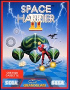 jeux video - Space Harrier II