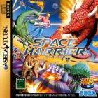 jeux video - Space Harrier