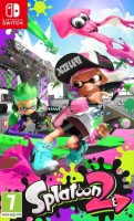 Jeu video -Splatoon 2