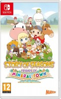 Jeu Video - Story of Seasons : Friends of Mineral Town