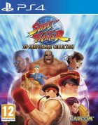 Jeu Video - Street Fighter 30th Anniversary Collection