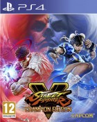 jeu video - Street Fighter V: Champion Edition