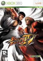 Jeu video -Street Fighter IV