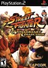 Jeux video - Street Fighter Anniversary Collection
