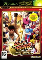 Jeu Video - Street Fighter Anniversary Collection