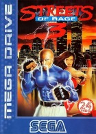 Jeu Video - Streets of Rage 3